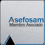 Miembro asociado de ASEFOSAM
